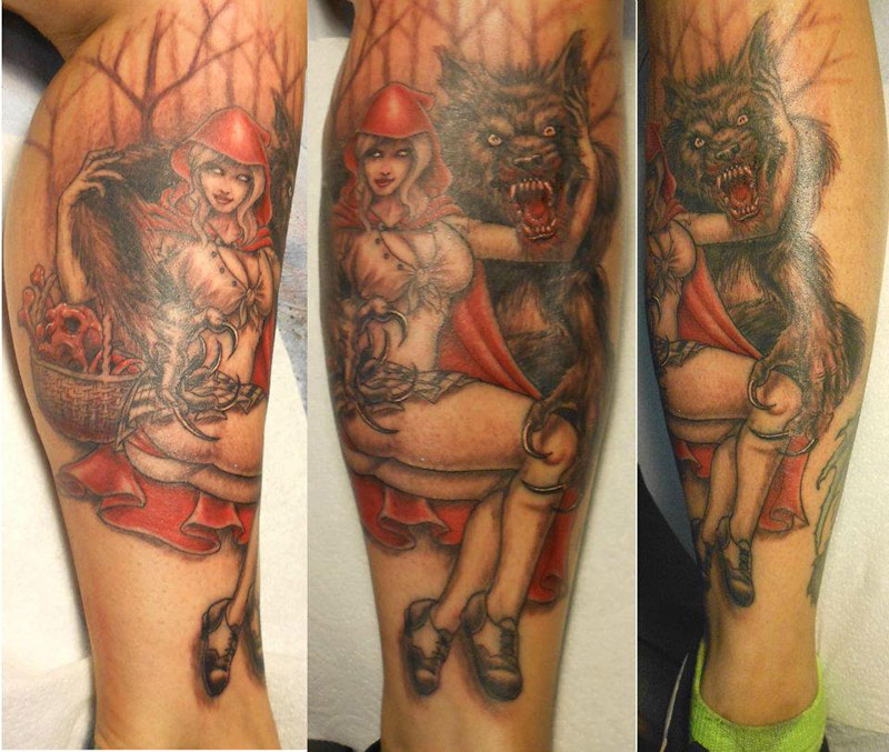 @ Joe Love Tattoo